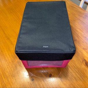thirty-one Storage & Organization - Hot Pink & Black Your Way Rectangular Bin